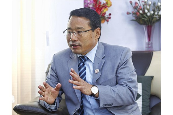 Nepal eager to develop energy cooperation with China: minister