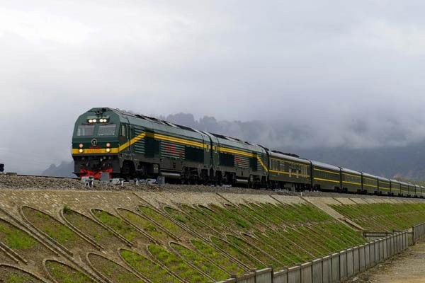 Railway project to link Tibet, Nepal